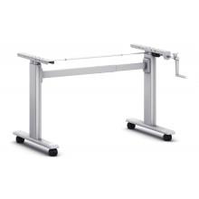 Tischgestell TG-1 mit Handkurbel