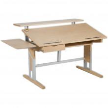 Moizi 17, höhenverstellbarer Schreibtisch für Kinder