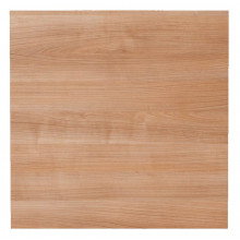 Tischplatte Nussbaum 80 x 80 cm