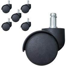 Symbolbild - Ihre Giroflex-Rollen können anders ausschauen