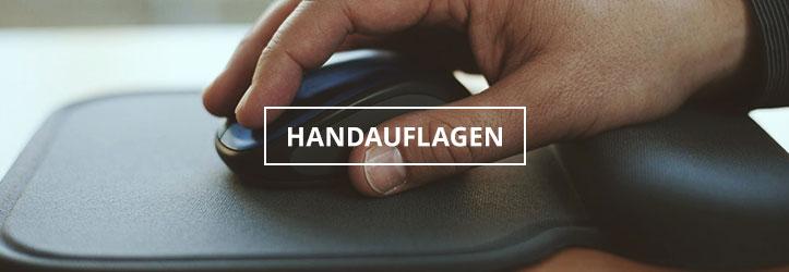 Handauflagen auf ergonomisches.de